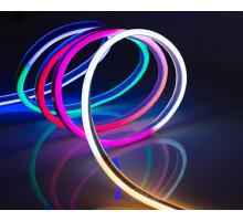 Неоновый шнур, мульти свечение, односторонний, 50м