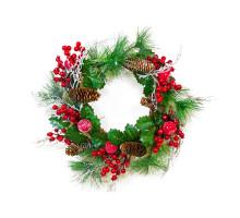 Венок рождественский, D50см