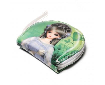 Детский кошелек с ламинированной поверхностью