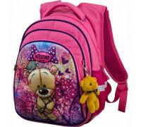Детский рюкзак Winner + брелок. Модель R2-166