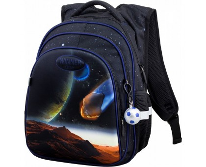 Детский рюкзак Winner + брелок. Модель R2-170