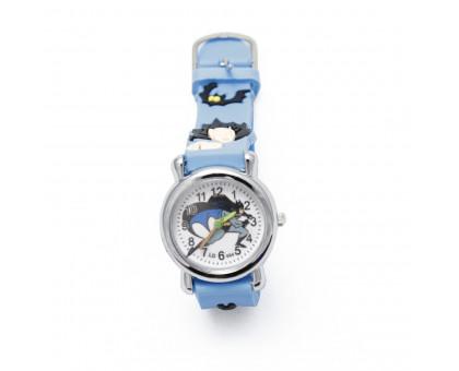 Детские наручные кварцевые часы на ремешке для мальчиков