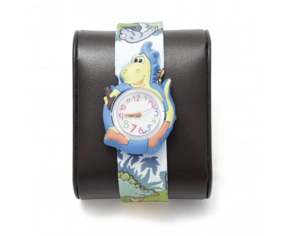 Детские наручные часы ДРАКОН с гибким браслетом