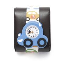 Детские наручные часы АВТО с гибким браслетом