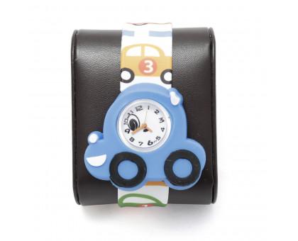 """Детские наручные часы """"Авто"""" с гибким браслетом"""
