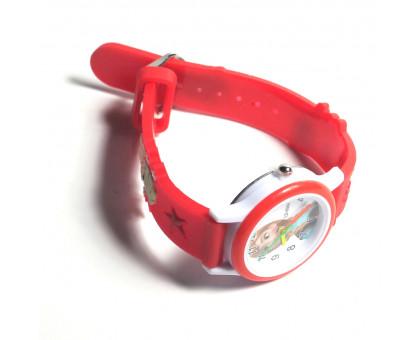 Детские наручные кварцевые часы для девочек младшего возраста