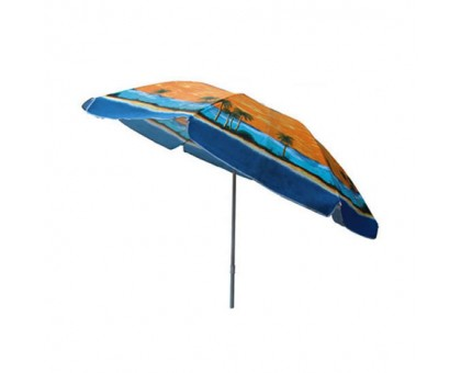 Зонт пляжный от солнца, d1,8м