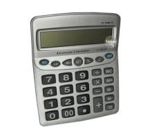 Калькулятор настольный офисный, модель CT1048