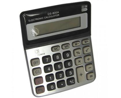 Калькулятор настольный офисный, модель DS800A