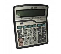 Калькулятор настольный офисный, модель DS2001
