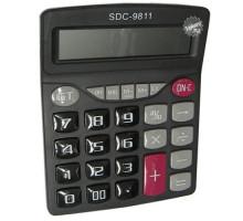 Калькулятор настольный офисный, модель SDC9811