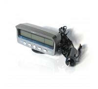 Часы автомобильные электронные VST на торпеду
