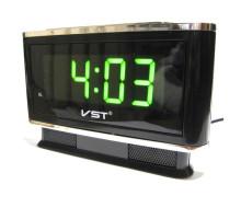 Настольные электронные часы VST721