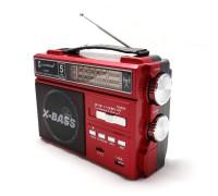 """Сетевой радиоприемник """"Luxe Bass"""" с фонарем модель LB-A67"""