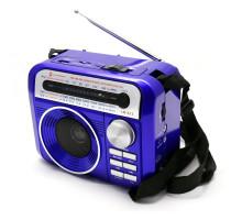 """Сетевой радиоприемник """"Luxe Bass"""" с фонарем модель LB-A13"""