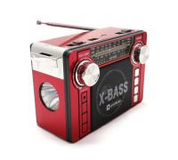 """Сетевой радиоприемник """"Luxe Bass"""" с фонарем модель LB-A65"""