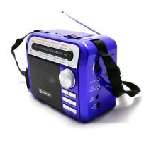 """Сетевой радиоприемник """"Luxe Bass"""" с фонарем модель LB-A14"""