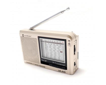 """Карманный радиоприемник """"Luxe Bass"""", модель LB-A49"""