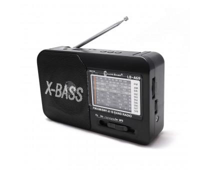 """Сетевой переносной радиоприемник """"Luxe Bass"""" модель LB-A69"""