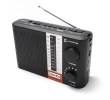"""Сетевой радиоприемник """"Luxe Bass"""" с фонариком, модель LB-A36"""