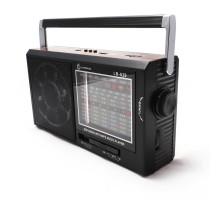 """Большой сетевой радиоприемник """"Luxe Bass"""", модель LB-A29"""