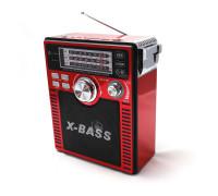 """Сетевой радиоприемник """"Luxe Bass"""" с фонарем, модель LB-A64"""