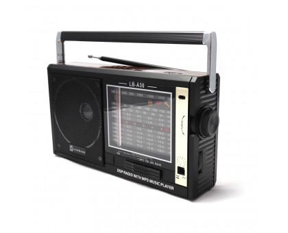 """Большой сетевой радиоприемник """"Luxe Bass"""", модель LB-A30"""