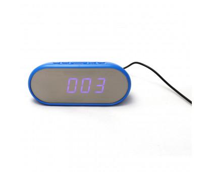 Настольные зеркальные электронные часы VST, модель 712Y