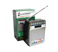 """Сетевой радиоприемник """"Luxe Bass"""", модель LB-A61FM"""