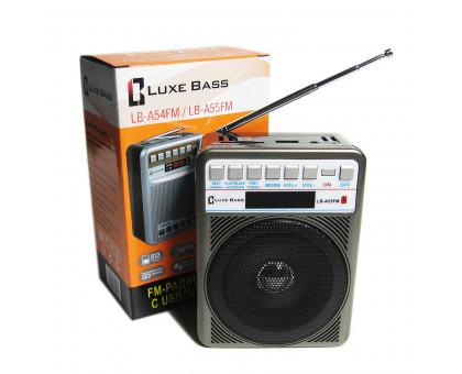 """Сетевой радиоприемник """"Luxe Bass"""", модель LB-A55FM"""