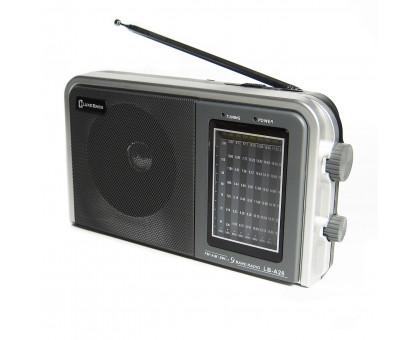 """Сетевой переносной радиоприемник """"Luxe Bass"""", модель LB-A26"""