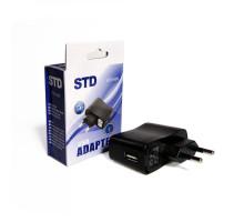 Сетевое  зарядное устройство с USB выходом, 5V/1000мА