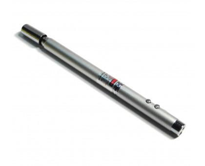 Лазерная указка с выдвижной ручкой-указкой, 46см.
