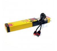 Кабель прорезиненный Lightning/USB 2.0, 190см