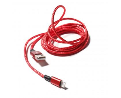 Кабель Lightning/USB 2.0 в оплетке, 190см