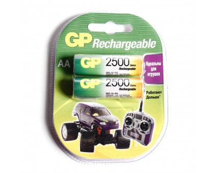 Аккумулятор GP АА 2500 мАч