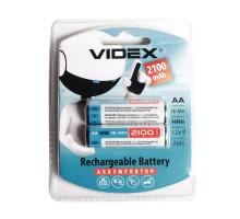 Аккумулятор VIDEX АА 2100 мАч