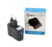 Сетевое зарядное устройство с USB выходом, 5V/2100мА