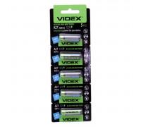 Алкалиновая батарейка таблетка VIDEX 8LR732, 12V