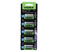 Алкалиновая батарейка таблетка VIDEX 8LR932, 12V