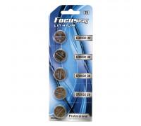 Литиевая батарейка таблетка Focus Ray, 3V, CR2032