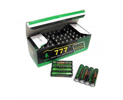 """Батарейка """"777"""" ААА. Солевая. Размер LR-03"""