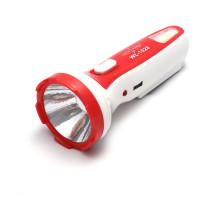Фонарик светодиодный с зарядкой через USB и от сети