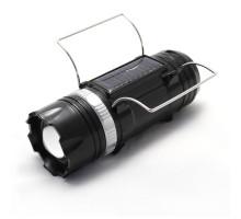 Фонарь кемпинговый, солнечная батарея