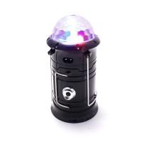 Кемпинговый фонарь MAGIC COOL с диско-шаром