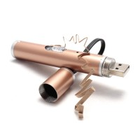 USB-лазерная указка с фонариком