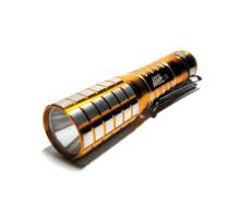 Фонарик светодиодный ручной, 1LED