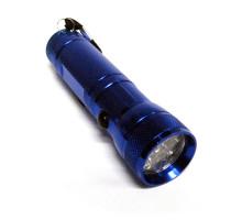 Фонарик светодиодный ручной, 12LED