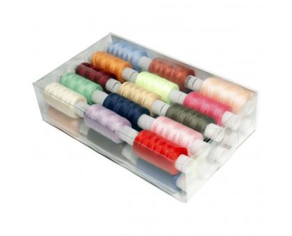 Нитки швейные цветные №40