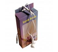 """Наушники вставные """"Luxe Bass"""" с гарнитурой, LB-017"""